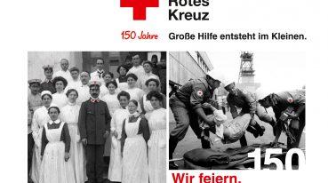 150 Jahre Rotes Kreuz an der Saar