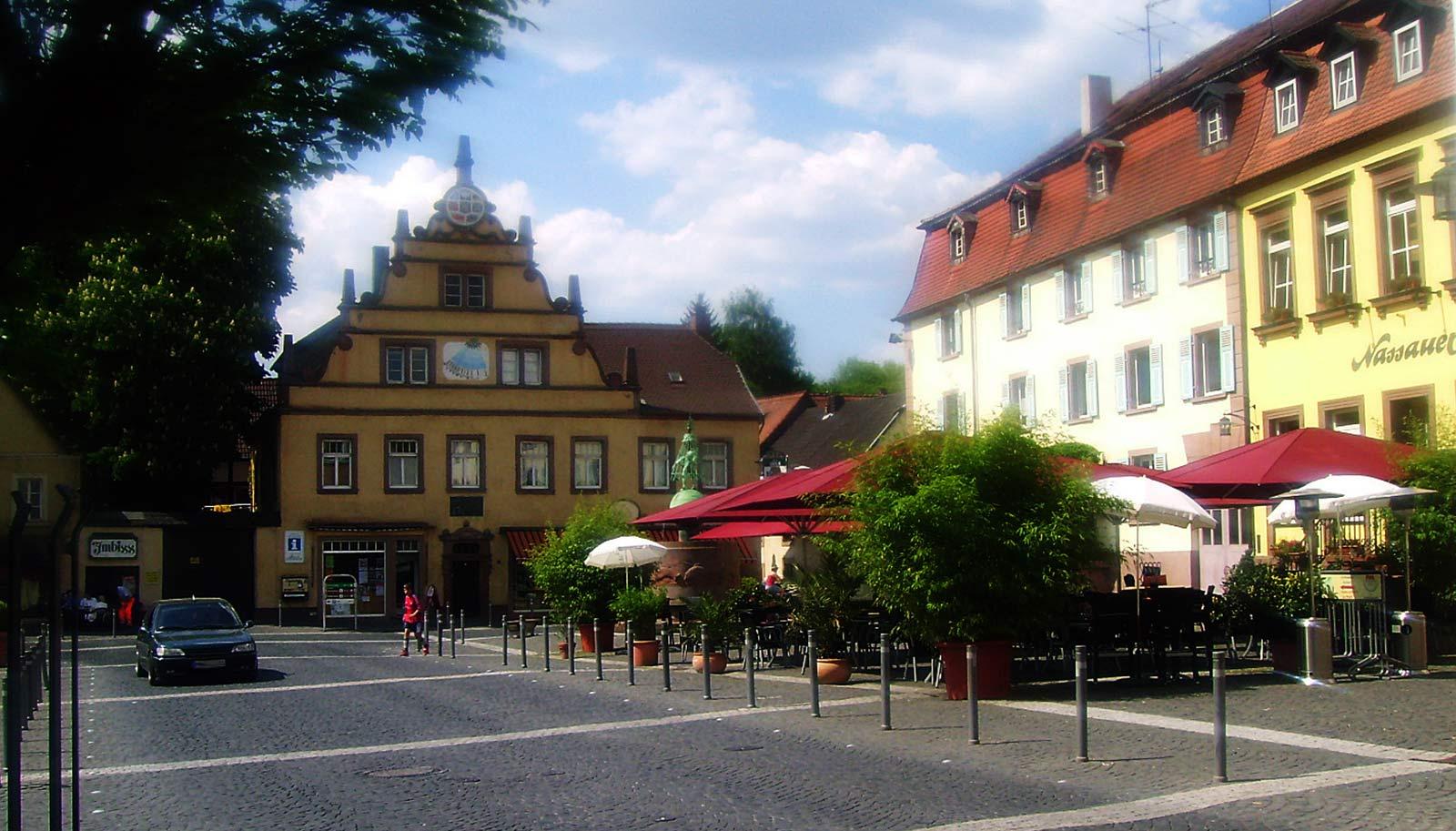 Ottweiler Innenstadt