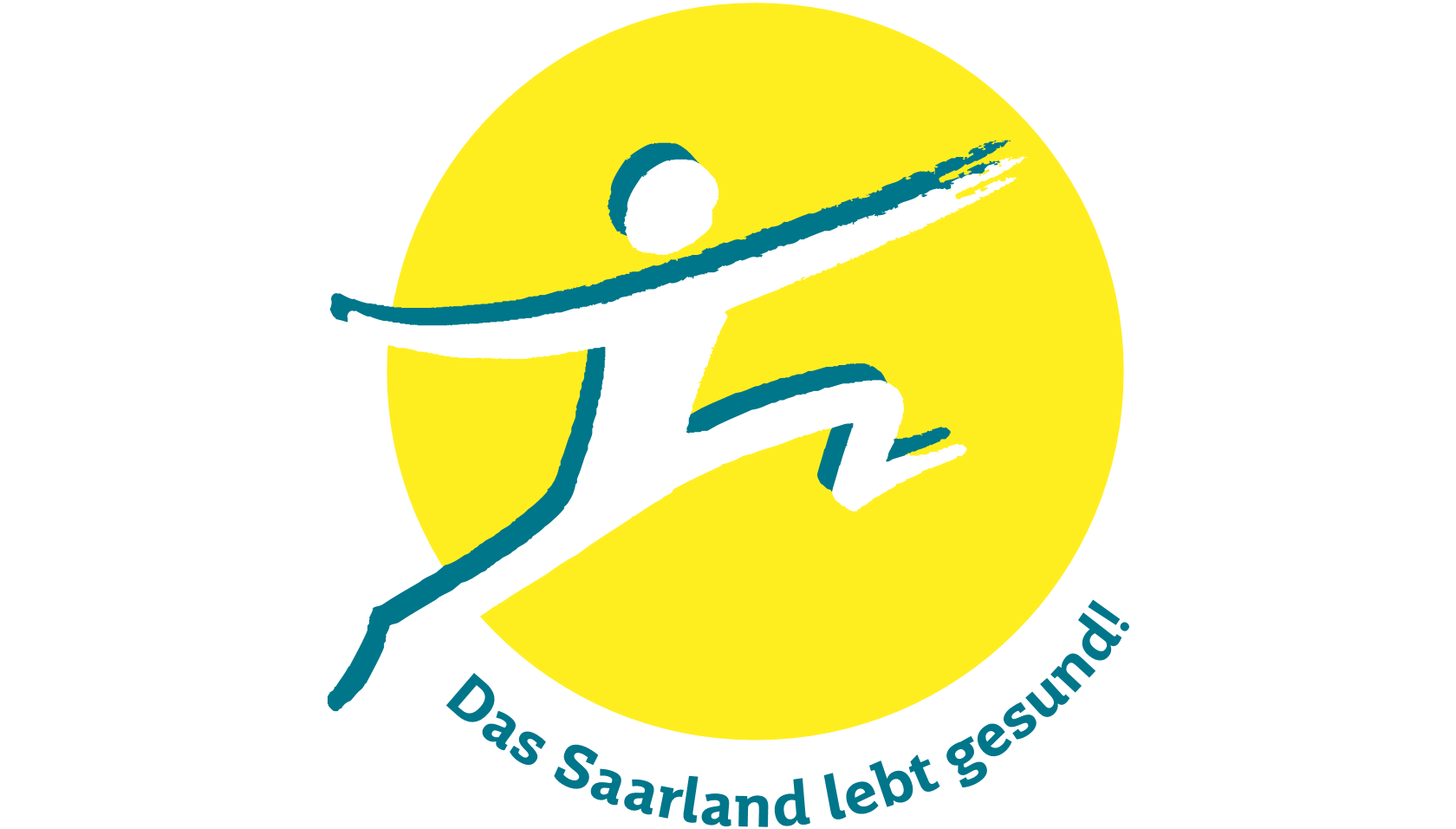 Logo von Das Saarland lebt gesund!
