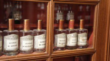 alte Apothekerflaschen